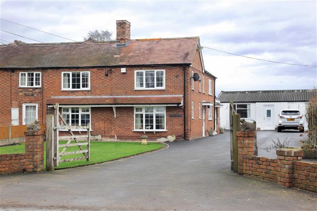 4 Bedrooms Semi Detached House for sale in Chapel Cottages, Nantwich, Cheshire