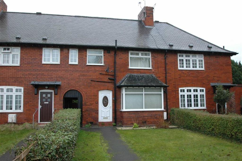 3 Bedrooms Terraced House for sale in Farm Road, Garden City, Deeside