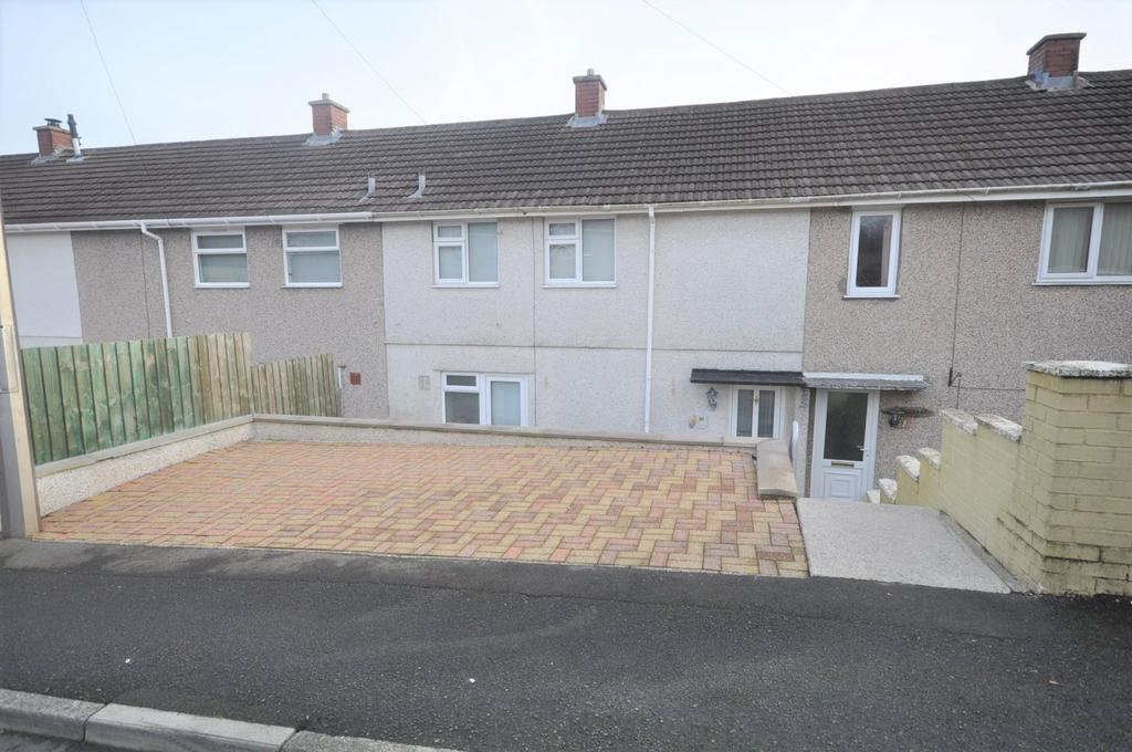 2 Bedrooms Terraced House for sale in 51 Ross Avenue, Carmarthen, SA31 1HY