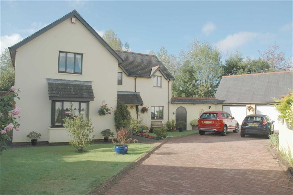 4 Bedrooms House for sale in 6, Scotsborough View, Tenby, Pembrokeshire, SA70