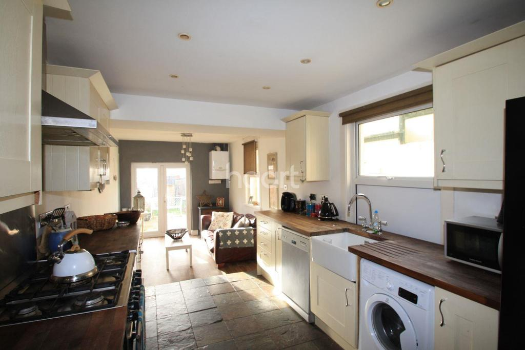3 Bedrooms Terraced House for sale in Greenway Avenue, Taunton