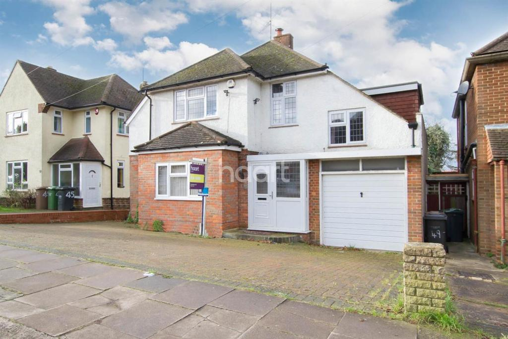 5 Bedrooms Detached House for sale in Fairford Avenue