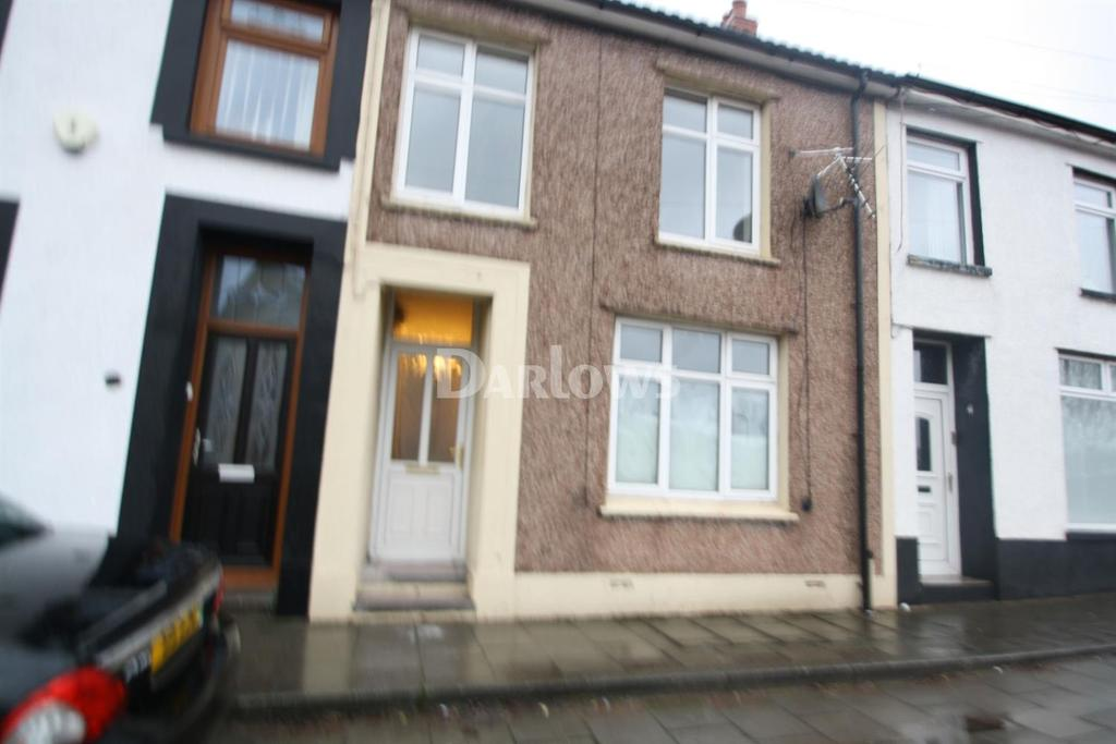 3 Bedrooms Terraced House for sale in Victoria Road, Rhymney