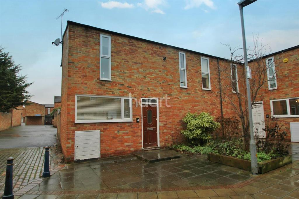 3 Bedrooms End Of Terrace House for sale in Mellow Purgess, Basildon
