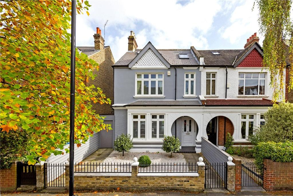 4 Bedrooms Semi Detached House for sale in Woodwarde Road, Dulwich Village, London, SE22