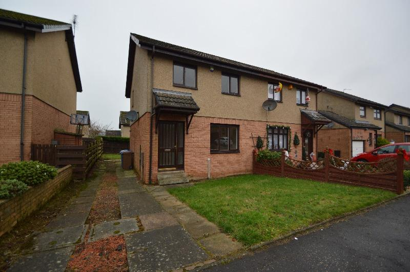 3 Bedrooms Semi Detached House for sale in Garvine Road, Coylton, South Ayrshire, KA6 6NZ