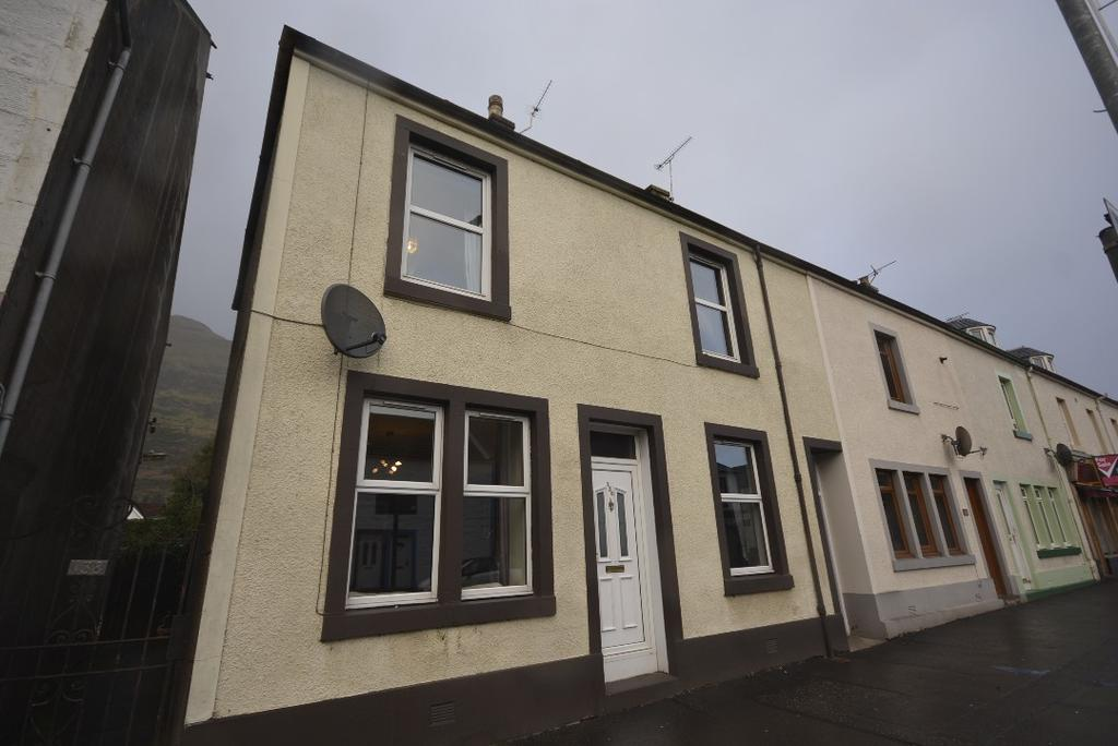 2 Bedrooms End Of Terrace House for sale in West Stirling Street, Alva, Stirling, FK12 5EN