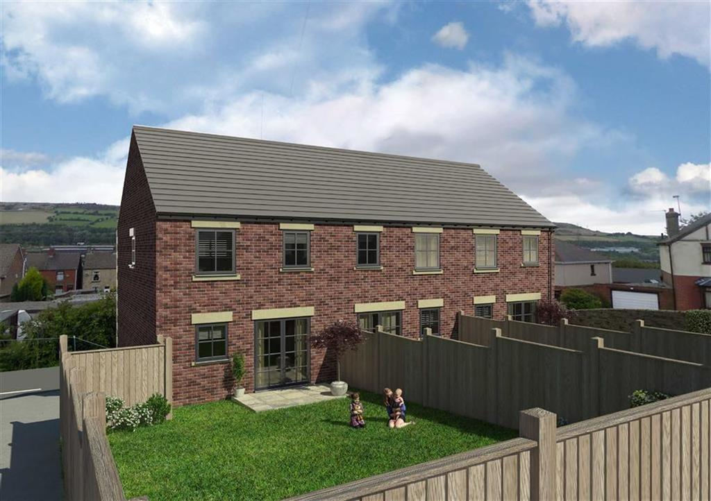 3 Bedrooms Town House for sale in Lancaster Road, Stocksbridge, Sheffield, S36