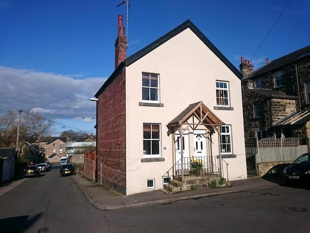 2 Bedrooms Semi Detached House for sale in Cliffe Road, Harrogate