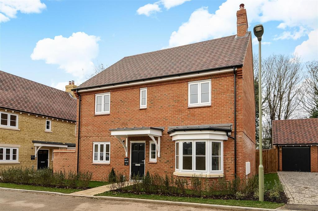 5 Bedrooms Detached House for sale in Woodbank, Witney