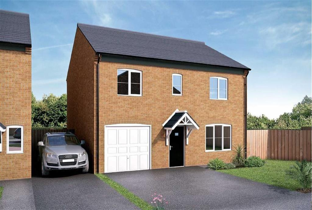 4 Bedrooms Detached House for sale in Beckfield, Catterick Garrison, North Yorkshire