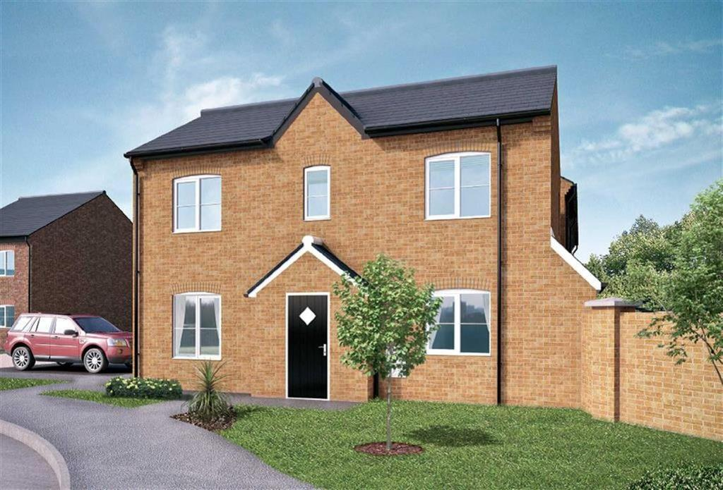 3 Bedrooms Detached House for sale in Beckfield, Catterick Garrison, North Yorkshire