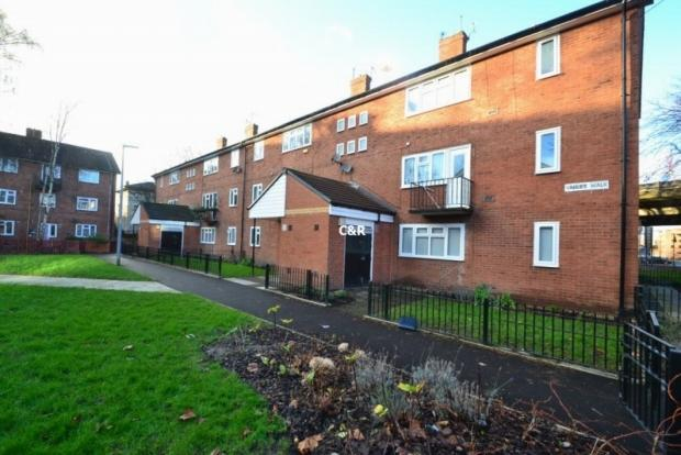 2 Bedrooms Apartment Flat for sale in Valerie Walk Hulme. M15 6db Manchester