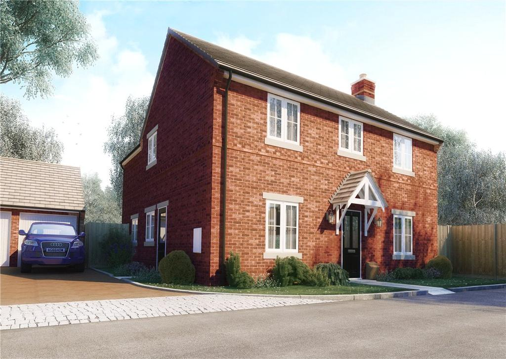 4 Bedrooms Detached House for sale in Plot 4 - Salcey Pines, Bailey Brooks Road, Roade, Northamptonshire, NN7
