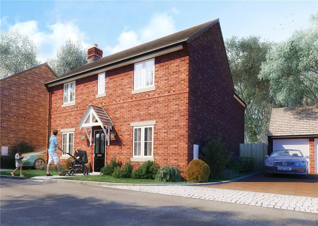 4 Bedrooms Detached House for sale in Plot 3 - Salcey Pines, Bailey Brooks Lane, Roade, Northamptonshire, NN7