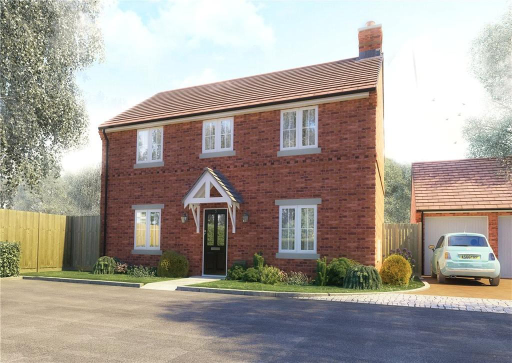 4 Bedrooms Detached House for sale in Plot 5 - Salcey Pines, Bailey Brooks Lane, Roade, Northamptonshire, NN7
