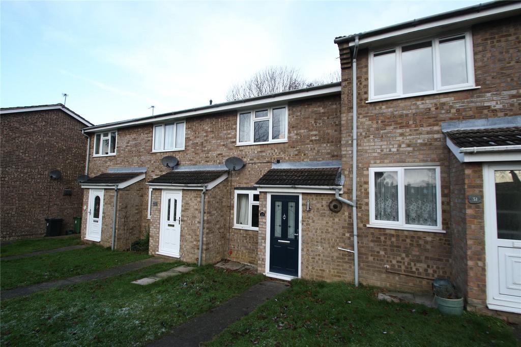2 Bedrooms Terraced House for sale in Hamilton Road, Thame, OX9