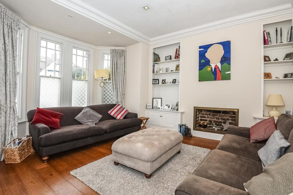 4 Bedrooms Terraced House for sale in Park Road, Crouch End, N8
