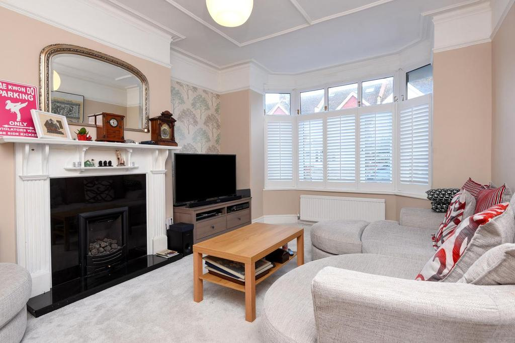 3 Bedrooms Terraced House for sale in Melrose Avenue, Mitcham