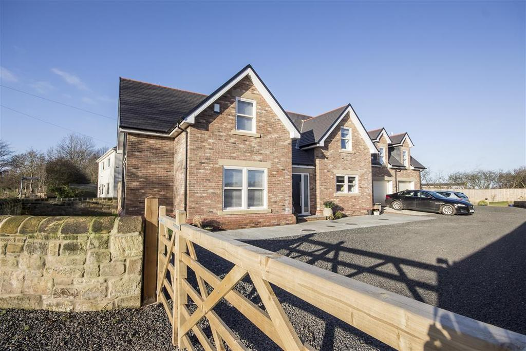 4 Bedrooms Detached House for sale in Oak House, Park View, Wideopen, Newcastle upon Tyne NE13