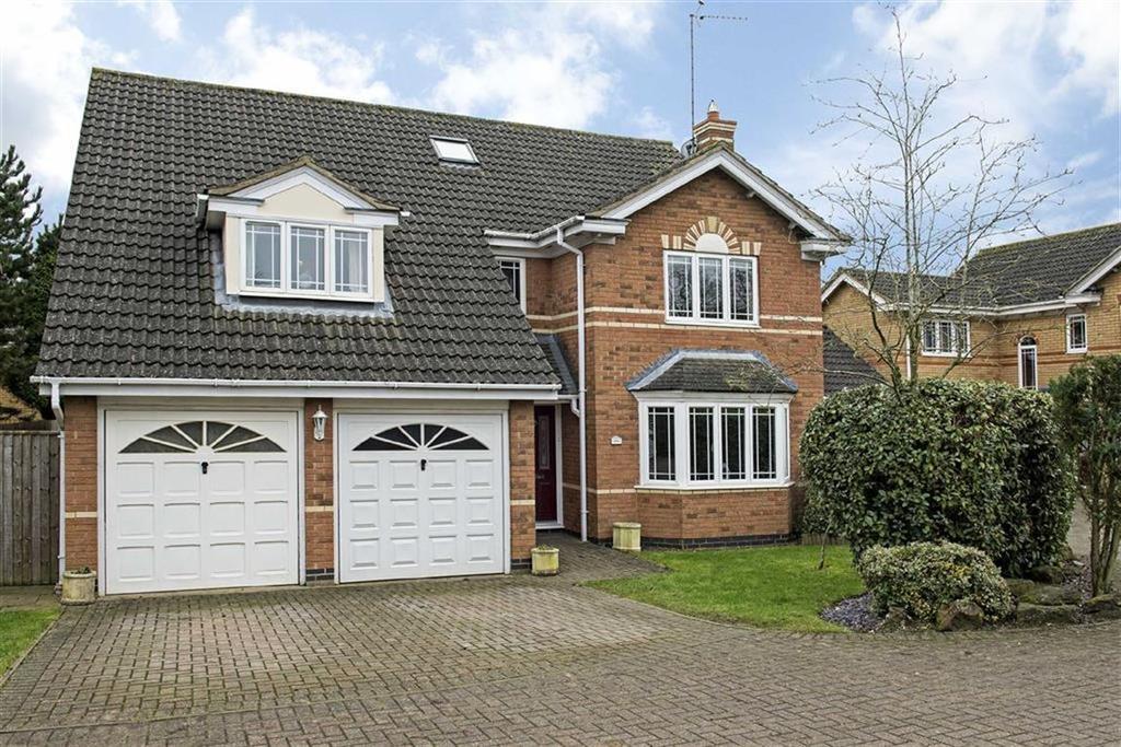 5 Bedrooms Detached House for sale in 18, Radstone Road, Brackley