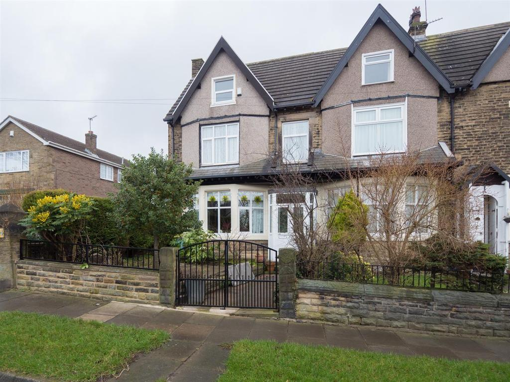3 Bedrooms Semi Detached House for sale in Acre Avenue, Bradford, BD2 2LN