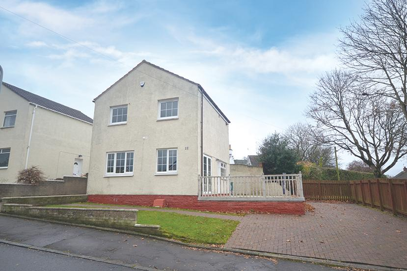 3 Bedrooms Detached Villa House for sale in 42 Masonhill Road, Ayr, KA7 3NP