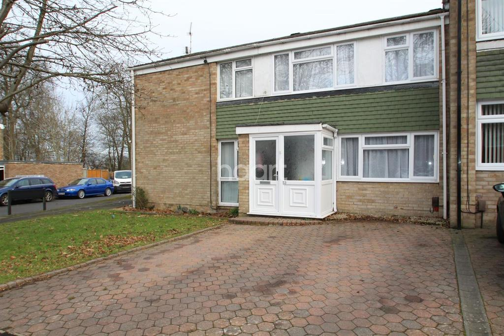 3 Bedrooms Terraced House for sale in Bayswater Drive, Rainham