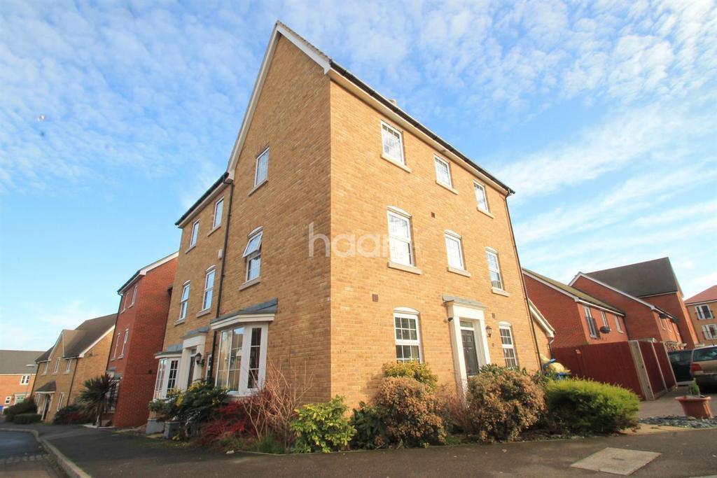 4 Bedrooms End Of Terrace House for sale in Hazel Avenue, Minster