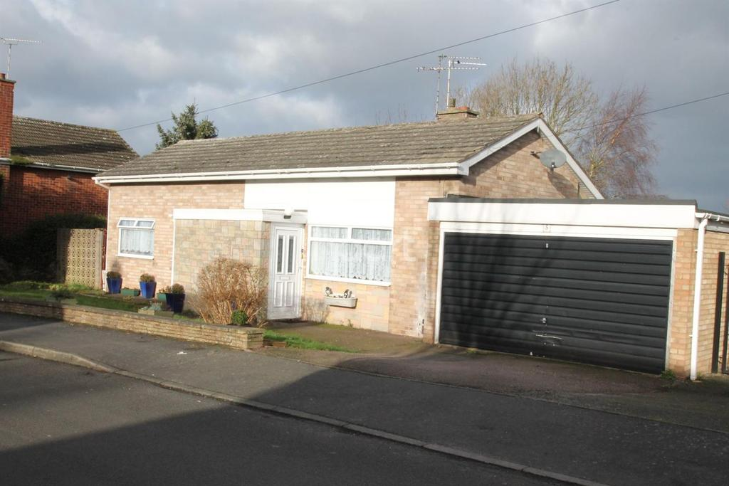 3 Bedrooms Bungalow for sale in Priory Walk, Leicester Forest East, Leicester