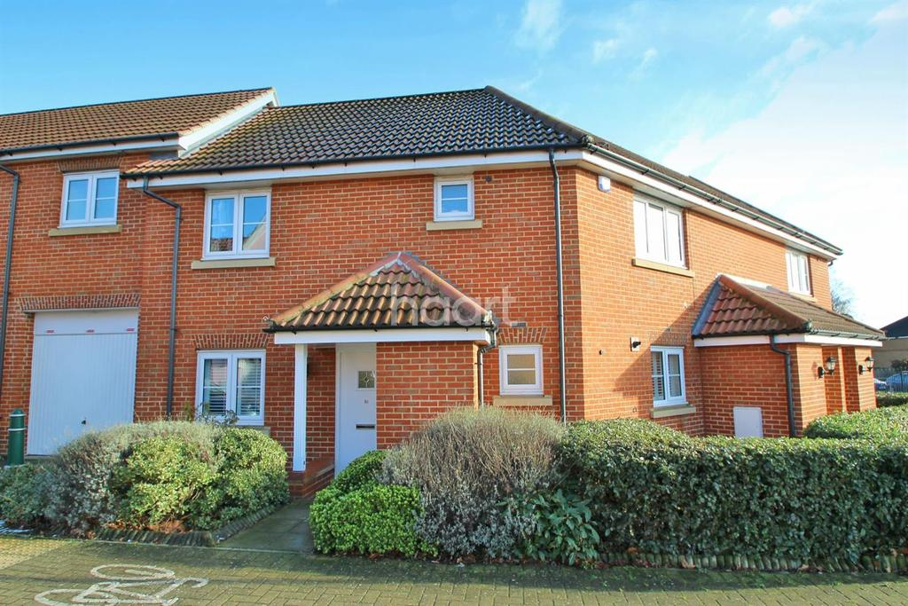 2 Bedrooms Flat for sale in Abbey Path, Basildon