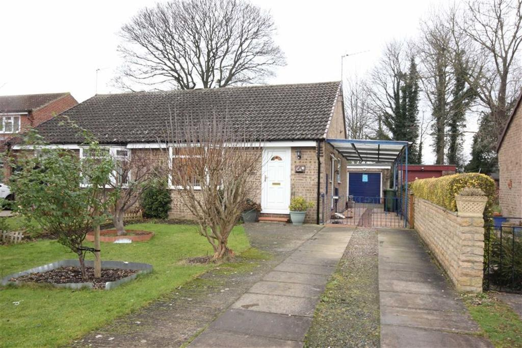 2 Bedrooms Semi Detached Bungalow for sale in Brompton Park, Richmond, North Yorkshire