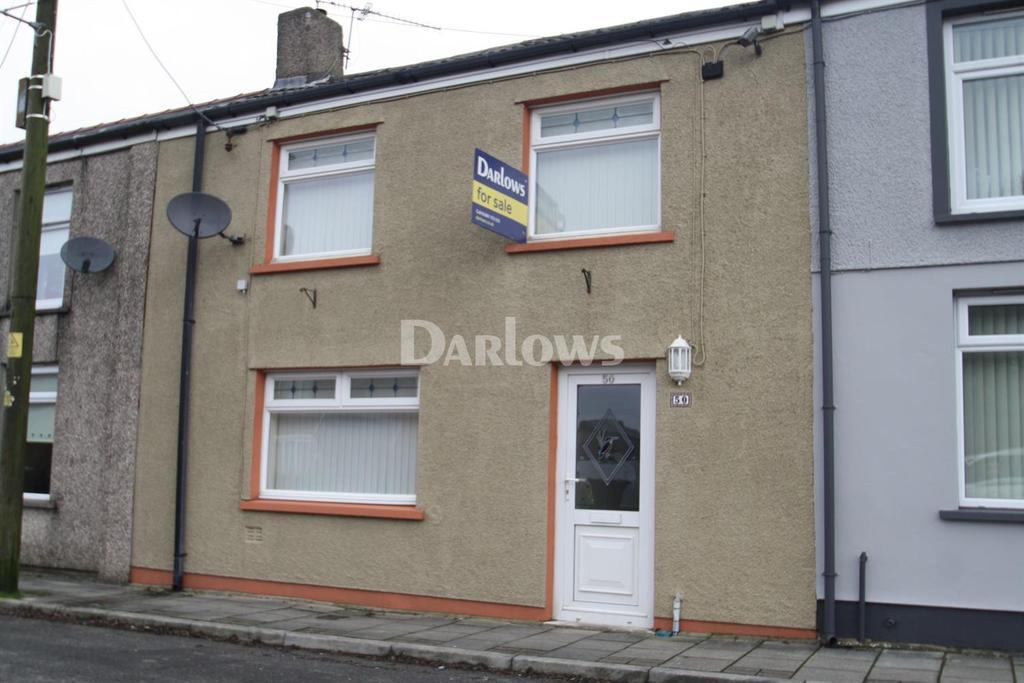 3 Bedrooms Terraced House for sale in Barrack Row, Merthyr Tydfil