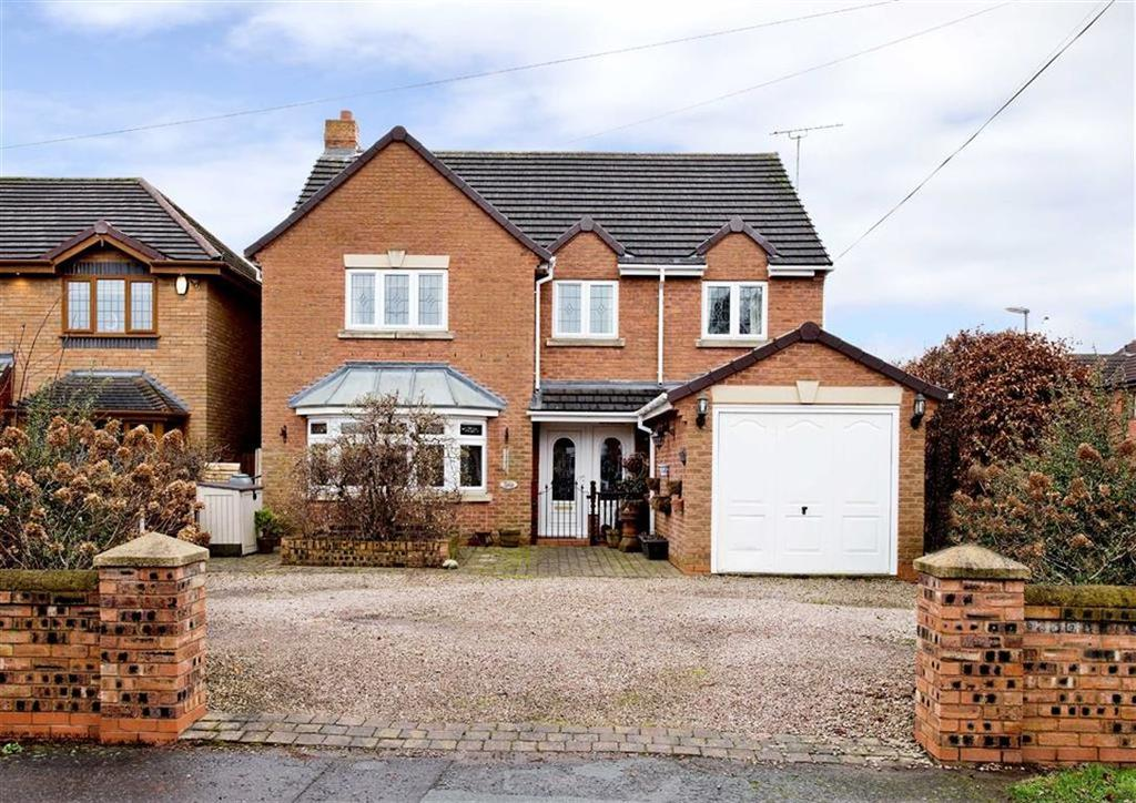5 Bedrooms Detached House for sale in 33, Mount Road, Wombourne, Wolverhampton, South Staffordshire, WV5