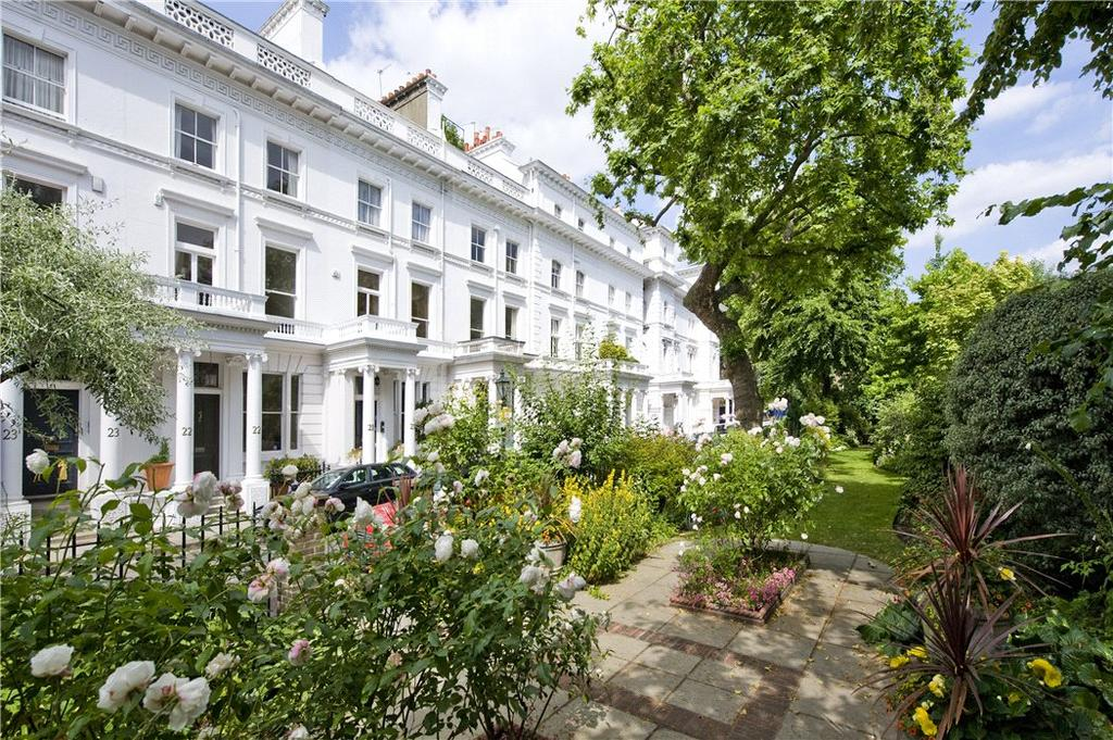 6 Bedrooms Terraced House for sale in Kensington Gate, Kensington, London, W8