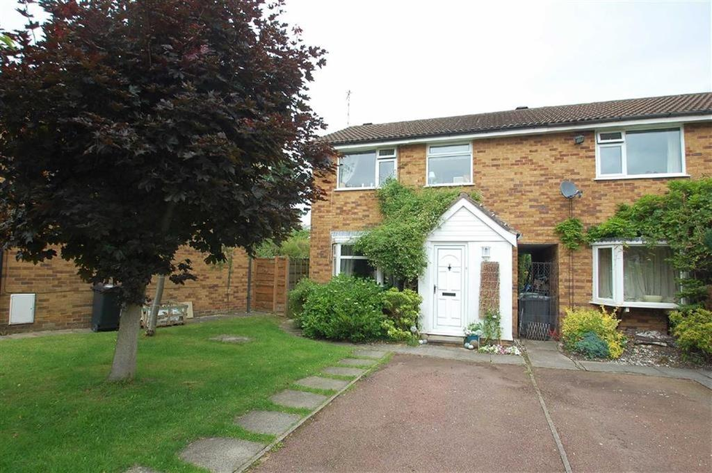 3 Bedrooms Semi Detached House for sale in Gorsefield Hey, Wilmslow, Cheshire