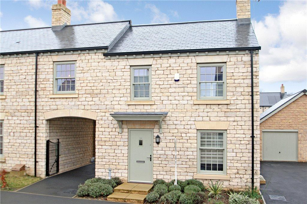 4 Bedrooms Link Detached House for sale in Hampole Way, Boston Spa, Wetherby, West Yorkshire
