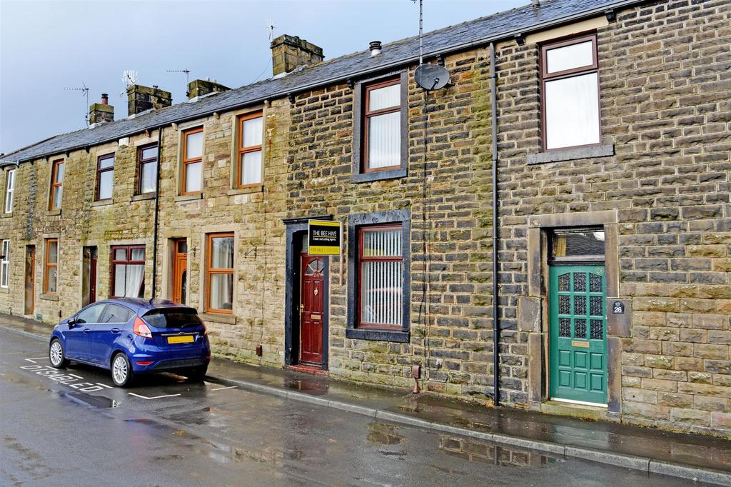 2 Bedrooms Terraced House for sale in Water Street, Worsthorne, Burnley