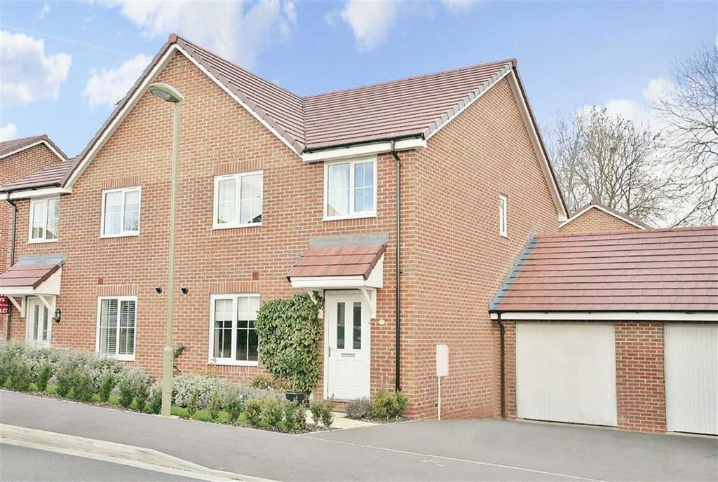 4 Bedrooms Semi Detached House for sale in Crouch Hill Road, Banbury