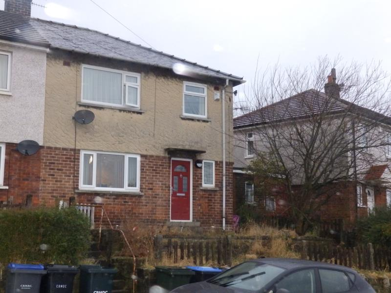 3 Bedrooms Semi Detached House for sale in BRACKEN BANK AVENUE, KEIGHLEY, BD22 7AH