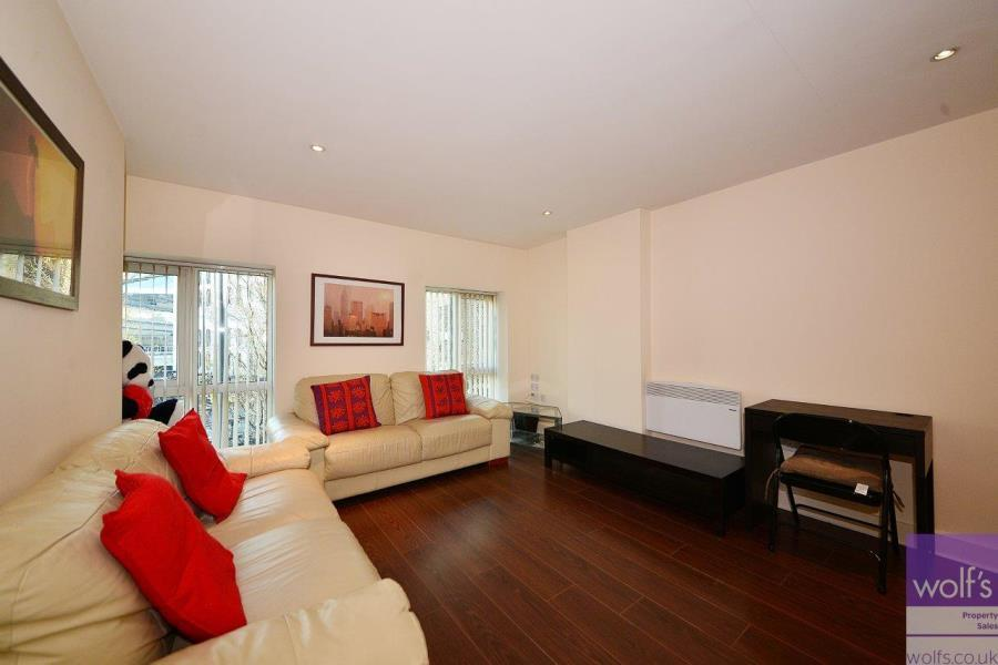 1 Bedroom Flat for sale in Orion Building, B5 4AA