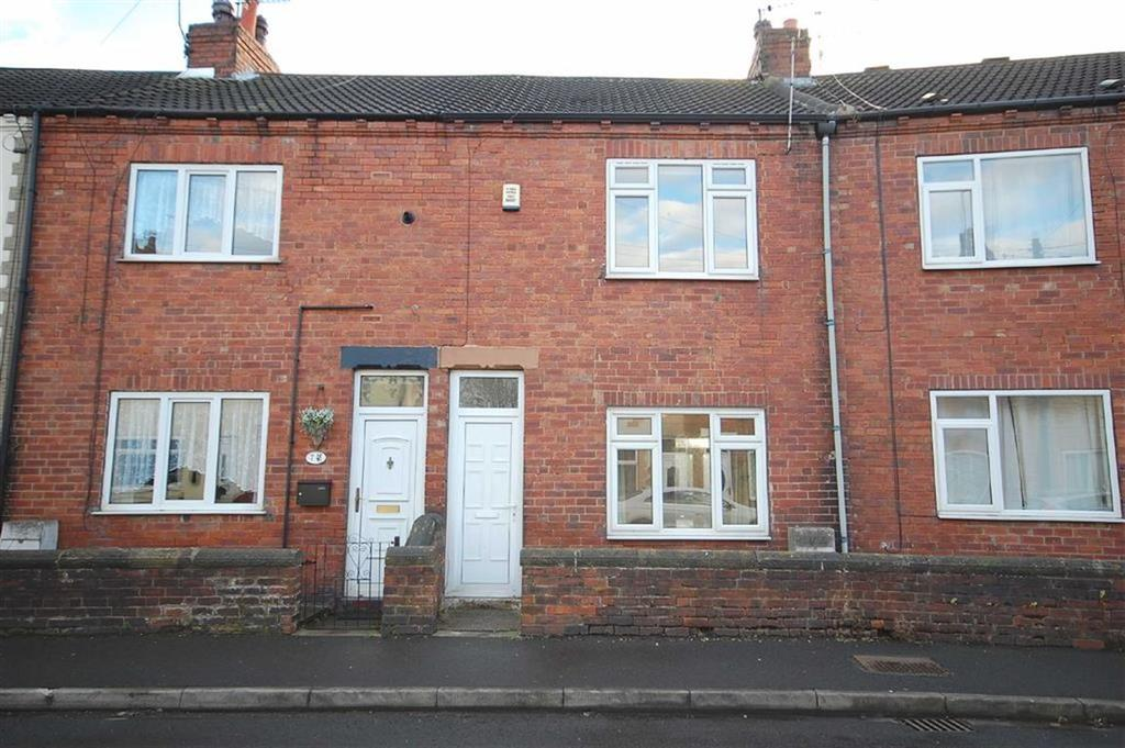2 Bedrooms End Of Terrace House for sale in Robinson Street, Allerton Bywater, Castleford, WF10