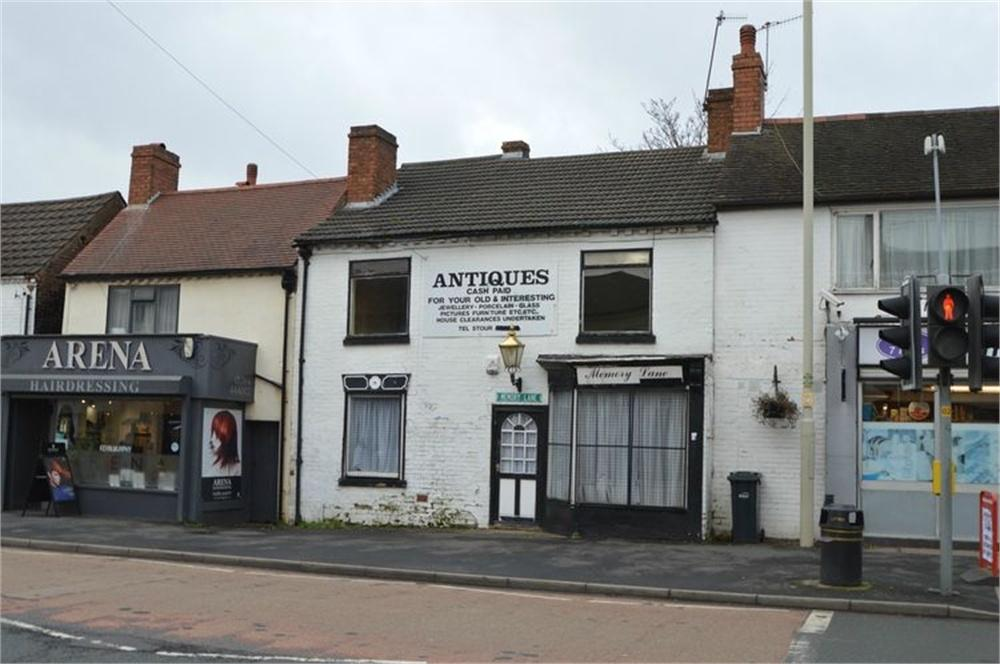 3 Bedrooms Terraced House for sale in Brettell Lane, Stourbridge, West Midlands