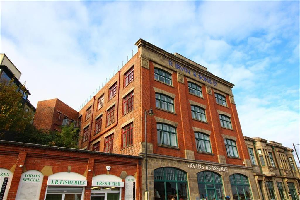 2 Bedrooms Flat for sale in The Irvin Building, North Shields