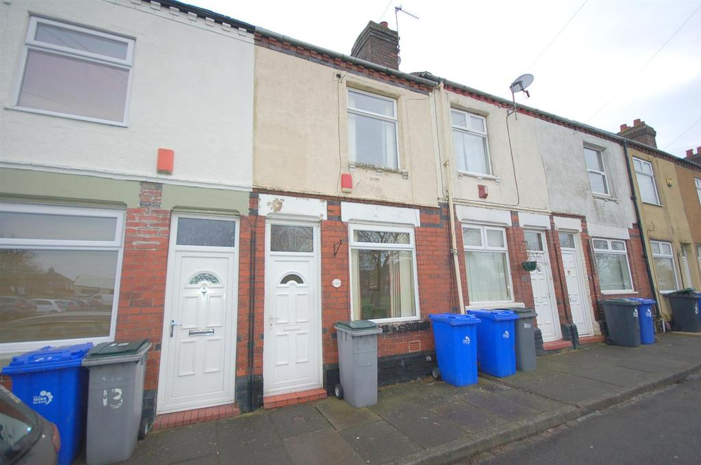 2 Bedrooms Terraced House for sale in Carr Street, Packmoor
