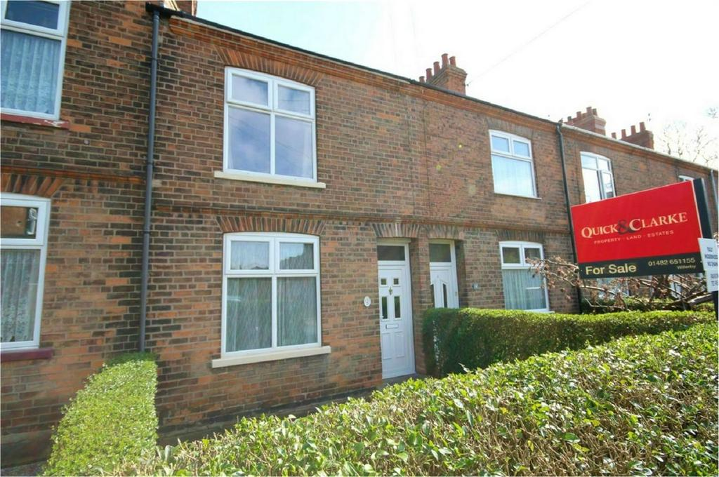 2 Bedrooms Terraced House for sale in Brunswick Grove, Hessle, East Riding of Yorkshire