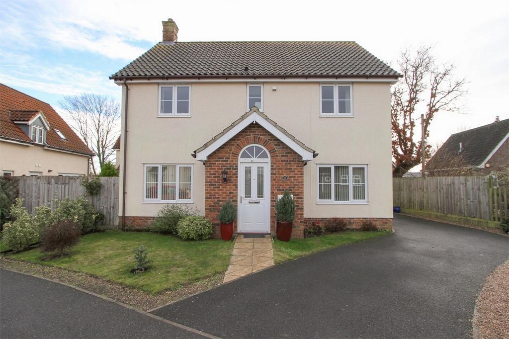 4 Bedrooms Detached House for sale in Park Close, Hethersett, Norfolk