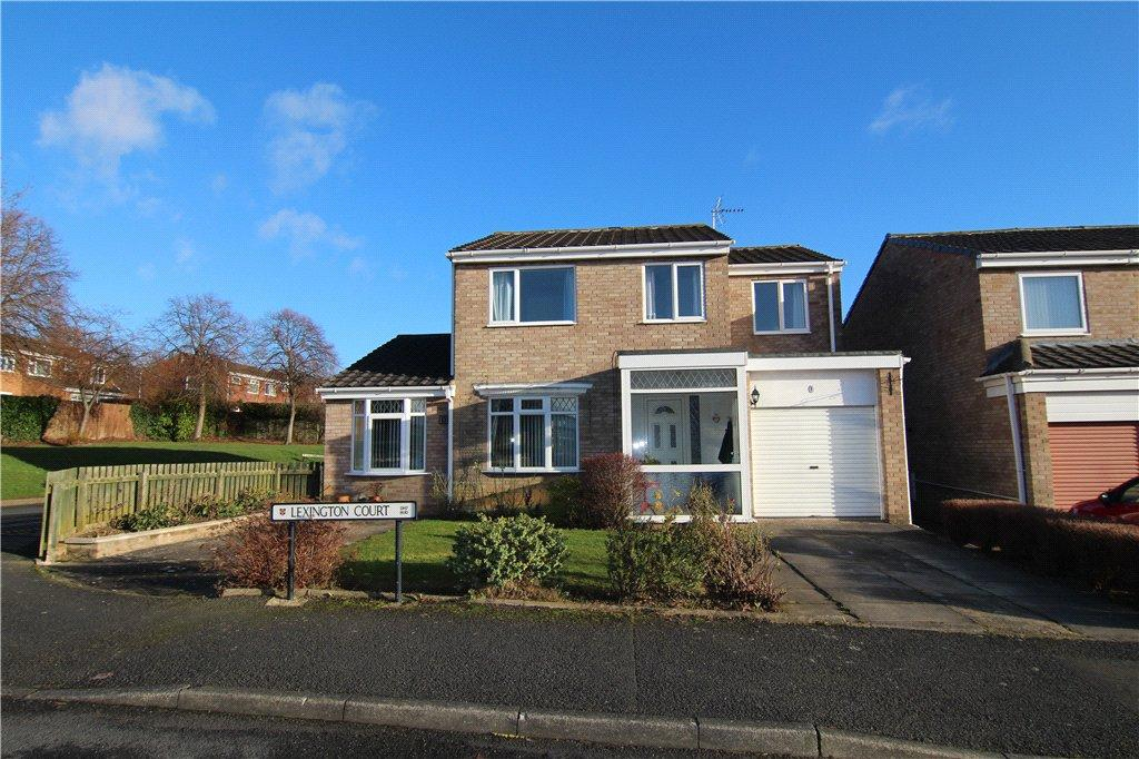 4 Bedrooms Detached House for sale in Lexington Court, Brandon, DH7