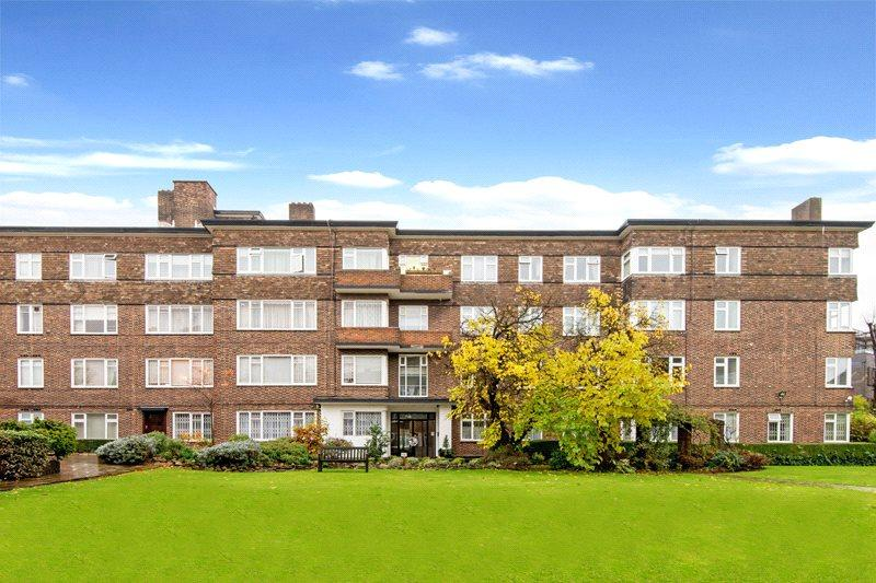 5 Bedrooms Flat for sale in Avenue Close, Avenue Road, St John's Wood, London, NW8
