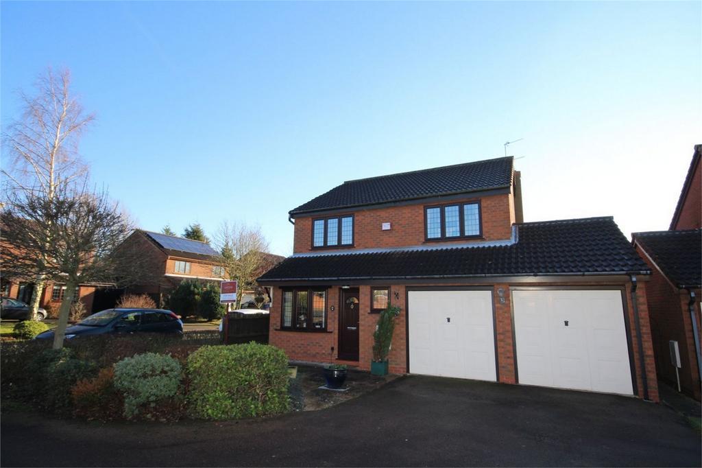 4 Bedrooms Detached House for sale in Hayle Close, Horeston Grange, Nuneaton